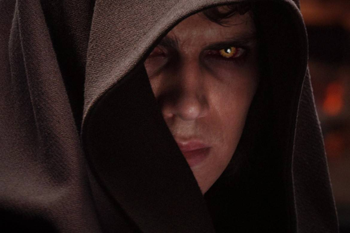 revenge of the sith anakin skywalker hayden christensen