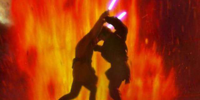 revenge of the sith final duel mustafar
