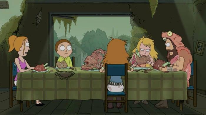 rick and morty season 3 premiere cronenberg universe