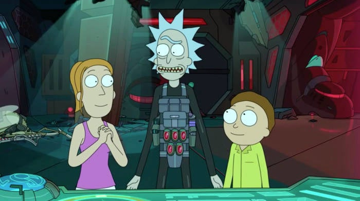 rick and morty season 3 premiere master plan