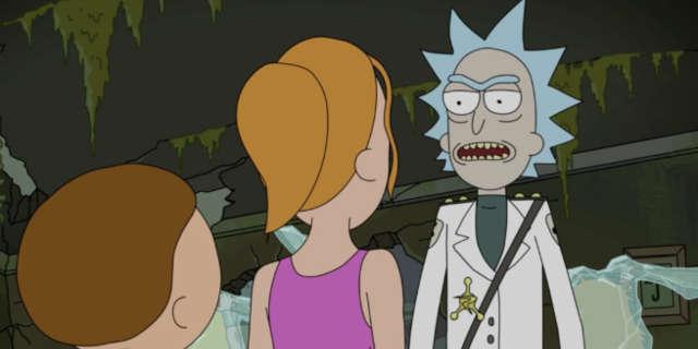 rick and morty season 3 premieres on adult swim