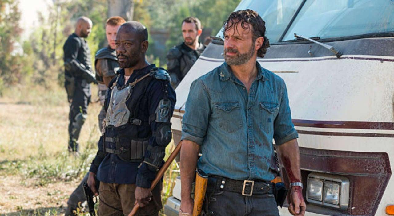 Ranking The Walking Dead Season 7 Episodes