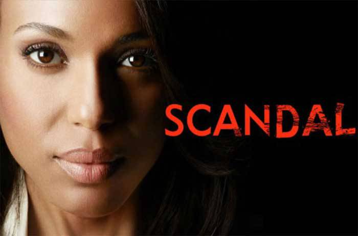 Kerry Washington Reveals What It's Like Filming 'Scandal' Sex Scenes