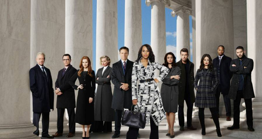 'Scandal' Kills off Major Character in Series Finale