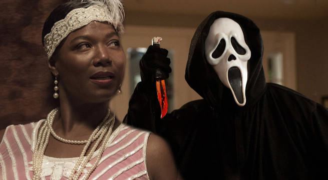 scream queen latifah