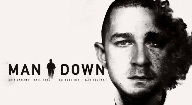shia lebeouf man down sells 1 ticket uk box office