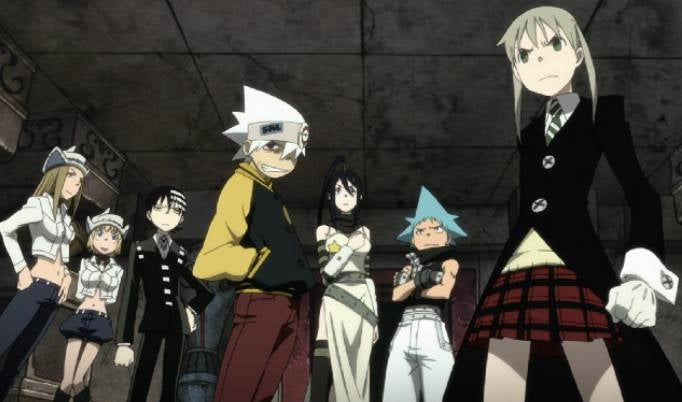 The best horror anime you can stream this halloween - This is halloween soul eater ...
