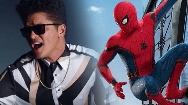 Tom Holland Approves Of This Spider-Man, Bruno Mars Musical Parody