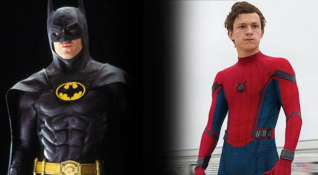 Spider-Man: Michael Keaton Shared 'Batman' Advice With Tom Holland