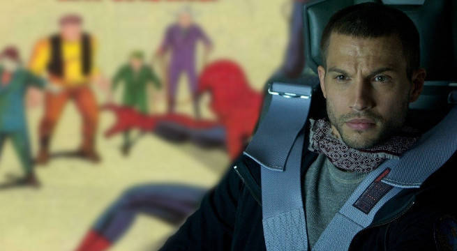 spider-man homecoming montana logan marshall green