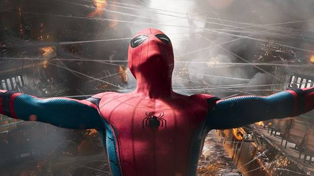 Spider-Man: Homecoming Before And After Shows How Far The CG Effects Have Come
