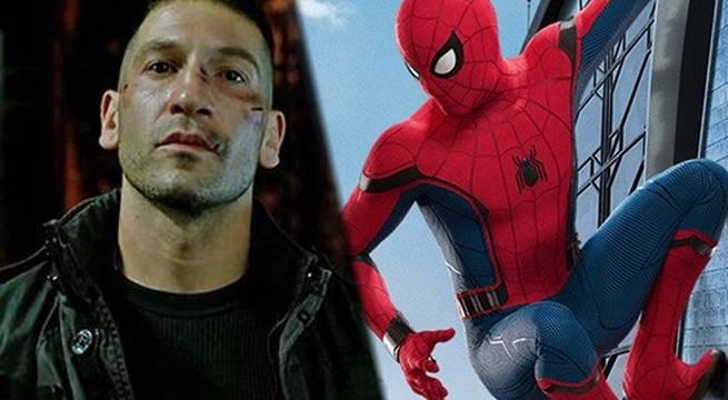 SPIDER-MAN-PUNISHER