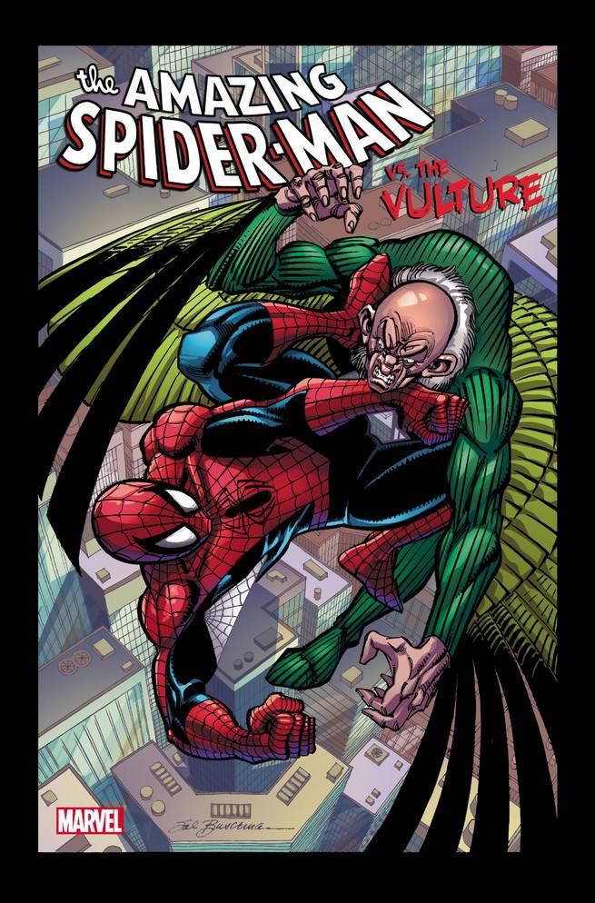 Spider-Man vs Vulture