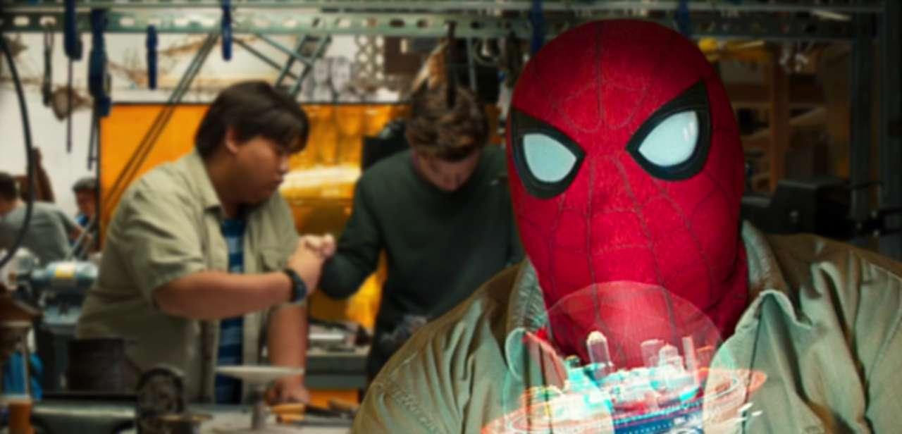 Resultado de imagen para spiderman y ned leeds