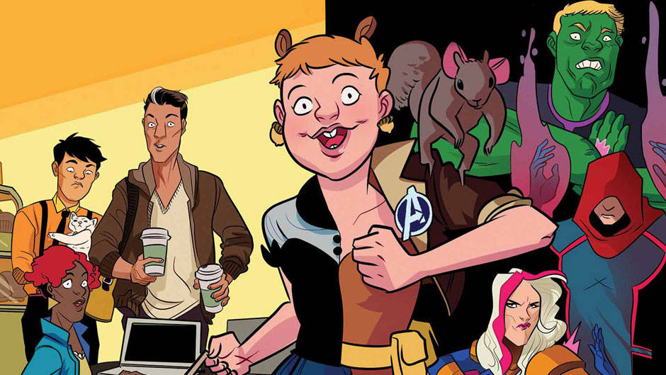squirrel girl new warriors