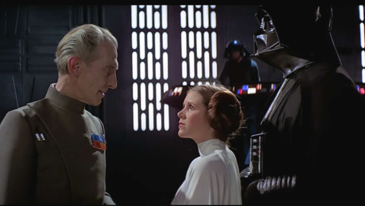 Watch Star Wars A New Hope Deleted Scene And Nsfw Blooper