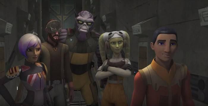 star wars celebration star wars rebels