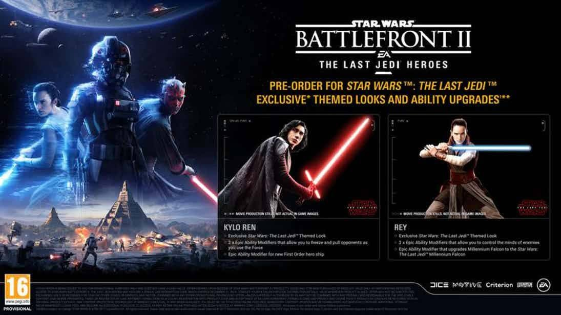 Star Wars Last Jedi Rey and Kylo Ren New Costumes