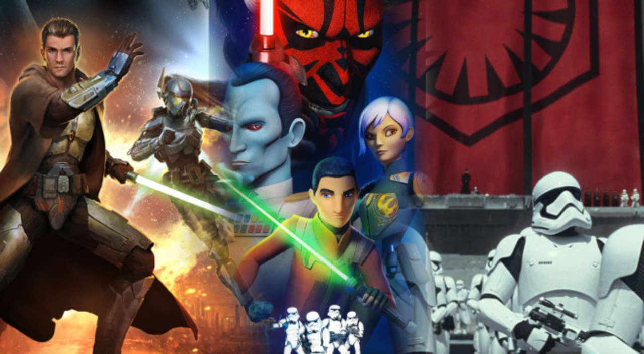 new series coming after star wars rebels what era will it explore