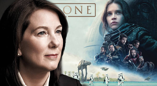 star wars story anthology spinoff coming soon lucasfilm kathleen kennedy