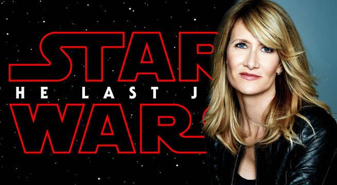 star wars the last jedi laura dern rumor