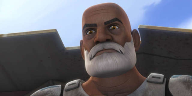 Stars Wars Captain Rex Battle Endor