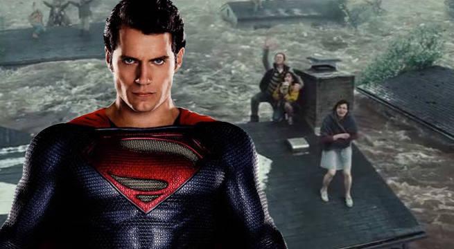 superman rescue screenshot dc movies man of steel batman v superman