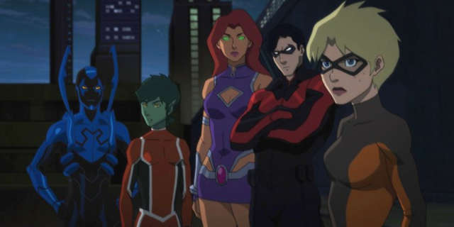 Teen Titans The Judas Contract Reviews