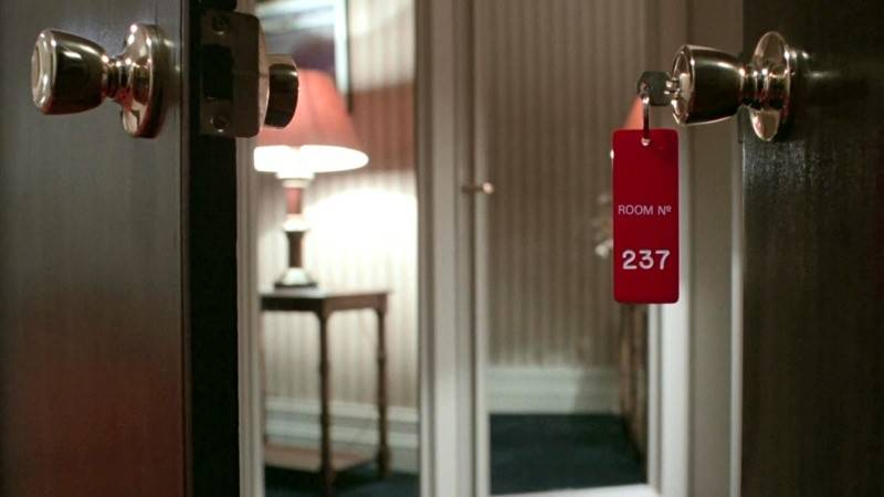 The Shining Deleted Scenes Room 237 Ending
