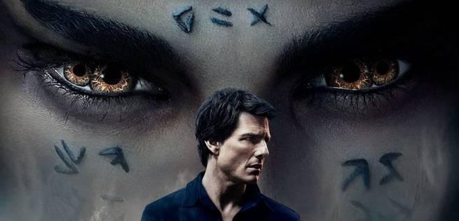 Tom Cruises Hunts For Treasure In The Mummy International Trailer