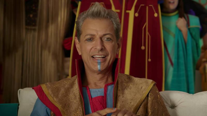 Thor Ragnarok Trailer Jeff Goldblum