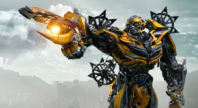 transformers bumblebee spinoff prequel production