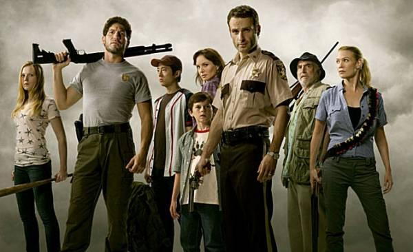 twd season1 cast
