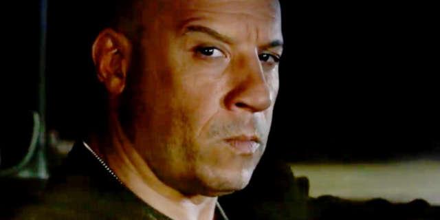Vin Diesel Fate of the Furious Ending 9