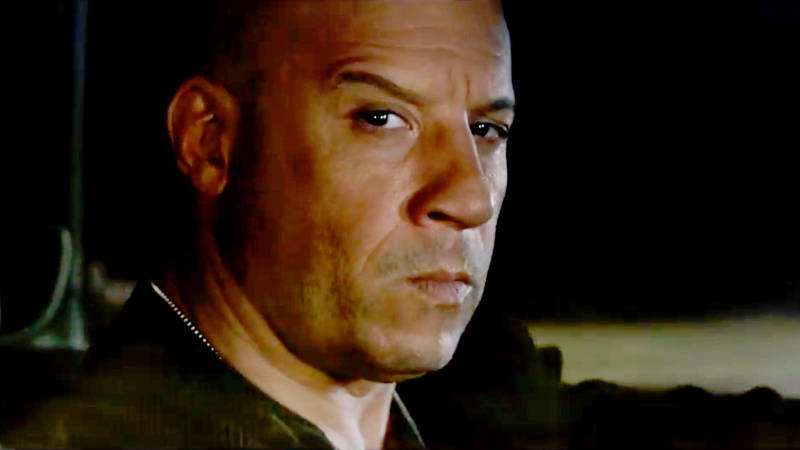 'Fast and Furious' Star Vin Diesel Is This Year's Top-Grossing Actor