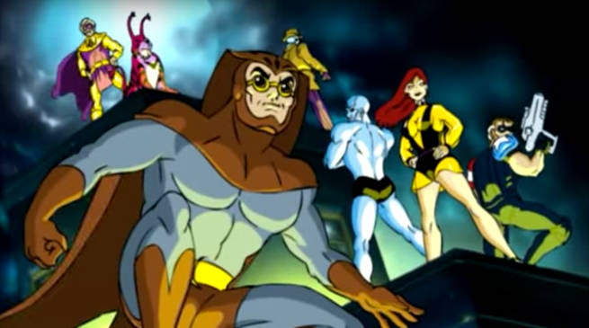 Watchmen and Other R-Rated DC Animated Movies in the Works?