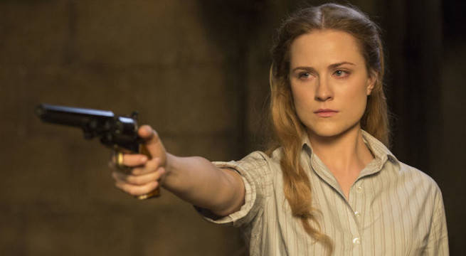Evan Rachel Wood Urges Golden Globes Attendees to 'Circle Around' Predators