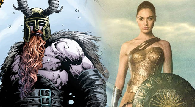 How Ares In Wonder Woman Is Different From The Comics