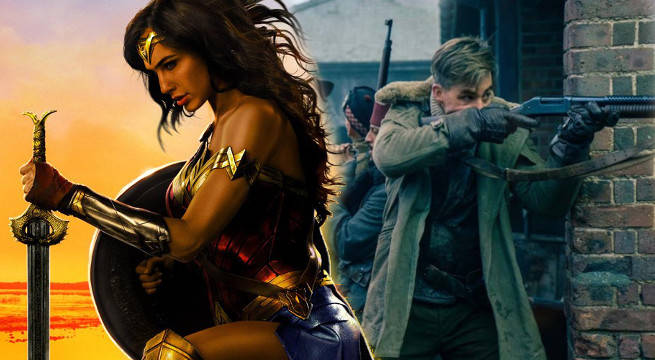 New Wonder Woman Stills Show Diana's Travels Around The World