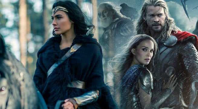 Patty Jenkins Reveals How Her Thor Ideas Made It Into Wonder Woman