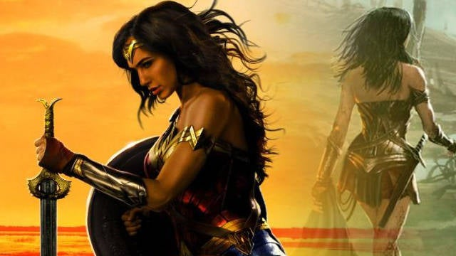 WB Reveals The Moment When Wonder Woman Becomes A Super Hero