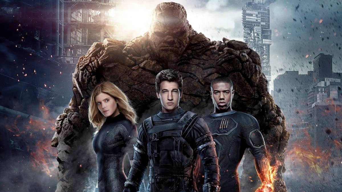 Worst Movie Remakes - Fantastic Four