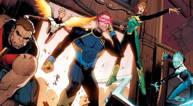 X-Men Blue leader