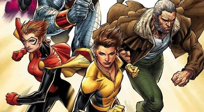 X-Men Gold #1 Cover