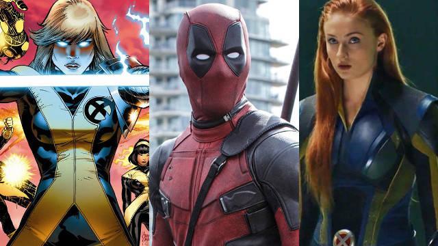 X-Men movies 2018