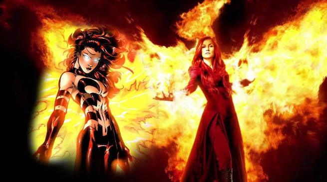 X-Men Movies Comics Dark Phoenix