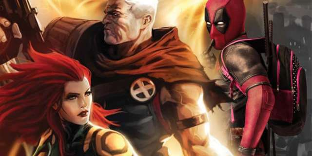 X-Men New Mutants Dark Phoenix Crossover Connections - Cable Hope Summers