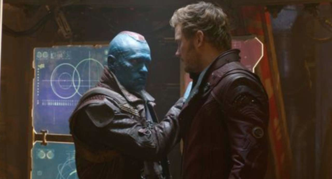 8ebc78fed Here's Where Yondu and Star-Lord Stand In Guardians Of The Galaxy Vol. 2