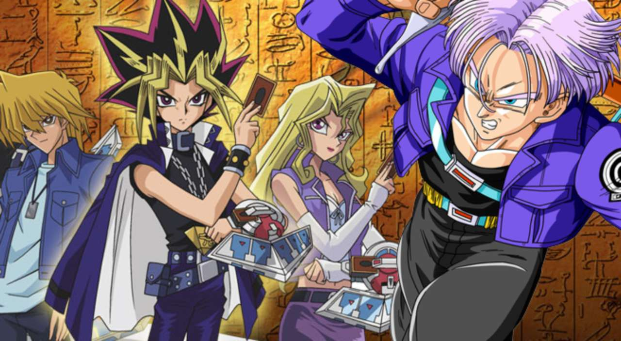 A Special Yu-Gi-Oh! Card Was Based Off A Dragon Ball Z Hero