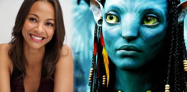 Zoe Saldana Will Begin Work On Avatar 2 This Summer